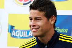 James Rodriguez . Colombian ! Soccer !wow
