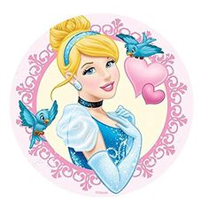 Buy the Cinderella cake print available in Round All Disney Princesses, Disney Princess Cinderella, Cinderella Birthday, Aladdin Princess, Princess Aurora, Princess Bubblegum, Cinderella Pictures, Disney Princess Pictures, Cartoon Cartoon