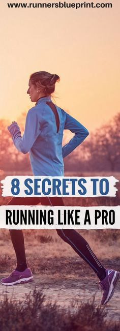 Want to know how to run like a pro runner? If your answer is yes, then keep on reading… Why should you consider training like a pro? The fact is, if you are serious about reaching your full potential, you'll need to imitate the strategies of those on top—no need to reinvent the wheel.