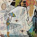 Judy Paul 'Let It Be I' Oversized Canvas Art