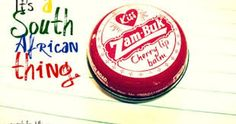 Ubiquitous South African ointment or lip balm I Am An African, South African Flag, Out Of Africa, Beaches In The World, My Love, Lip Balm, Party, Memories, Seasons