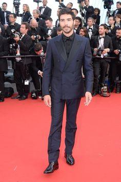 Pin for Later: Personnalités Françaises et Stars Hollywoodiennes Ont Envahi Cannes Jour 1 Tahar Rahim