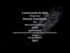Lamentación de Dido, de Rosario Castellanos (fragmento)
