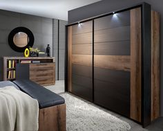 Best Wardrobe Design Ideas For Your Small Bedroom 04 Bedroom Cupboard Designs, Wardrobe Design Bedroom, Luxury Bedroom Design, Bedroom Closet Design, Bedroom Furniture Design, Home Room Design, Cupboard Door Design, Modern Wardrobe, Master Bedroom