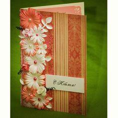 Handmade greeting cards by Gosteva Anastasia