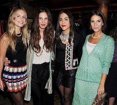 The global socialites who are the future of ethical fashion - Photo 1