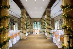 Wedding venue: The Hospitium, York