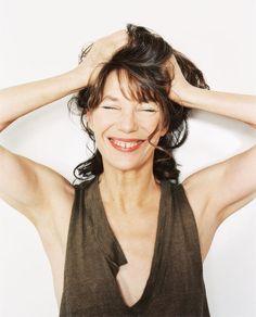 Znalezione obrazy dla zapytania Jane Birkin nude