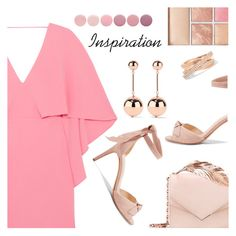 Inspiration by dressedbyrose on Polyvore featuring polyvore, fashion, style, Halston Heritage, Alexandre Birman, RALPH & RUSSO, J.W. Anderson, Repossi, Hourglass Cosmetics, Deborah Lippmann, clothing, ootd, inspiration and polyvoreeditorial