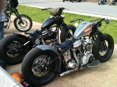 Bobber Inspiration | Panheads | Bobbers and Custom Motorcycles | jd-kd July 2014