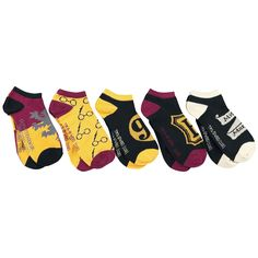 Hogwarts - House Crest - Calcetines por Harry Potter Silly Socks, Boys Socks, Harry Potter Kleidung, Hogwarts Houses Crests, Harry Potter Outfits, Tv, Entertaining, My Style, Shopping