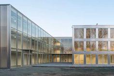 Neubau einer Vor- und Primarschule - Arbeiten - NKBAK