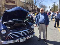 Car Show with our residents