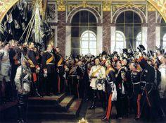 Eingedenk des heutigen allerhöchsten Festtages: Seiner Majestät Kaiser Wilhelm ein dreifach schallendes hurra! hurra! hurra!