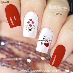 Happy Valentines Day Nails For Your Romantic Day Valentine's Day nails;Valentine's Day nails; Red Nail Art, Pink Nails, Cute Nails, Pretty Nails, Valentine's Day Nail Designs, Valentine Nail Art, Heart Nails, Beautiful Nail Designs, Acrylic Nails