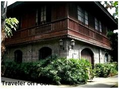 Philippine ancestral homes.