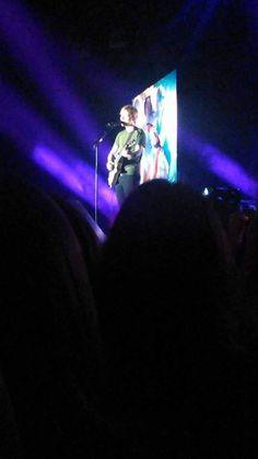 Ed Sheeran w Warszawie!