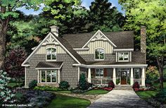House Plan 1423 has