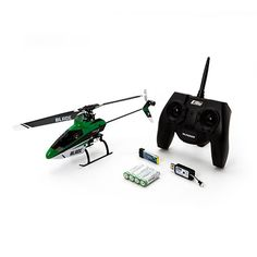 The sub-micro Blade 120 S with SAFE technology is a great way to graduate from coaxial helis and multirotor drones to a single-rotor heli.
