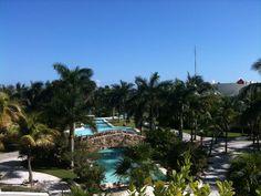 I'm here now. El Dorado Royale in Cancun Mexico. #CWTOM2013