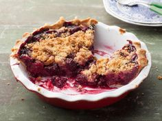 Get Marionberry Pie Recipe from Cooking Channel