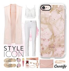 """""""Dress PINK and make the boys wink 👄"""" by casetify ❤ liked on Polyvore featuring Rebecca Minkoff, Givenchy, Antik Batik, Sasha, Fendi, Christian Louboutin, Too Faced Cosmetics, Dolce&Gabbana, rag & bone and Michael Kors"""