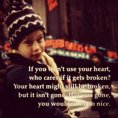 Use your Heart. Home Alone 2 - Use your Heart. Home Alone 2 - Cute Quotes, Words Quotes, Sayings, Home Alone 2 Quotes, Best Moments Quotes, Home Alone Christmas, Christmas Time, Xmas, Macaulay Culkin Home Alone