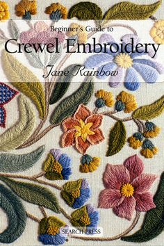 Beginner's Guide to Crewel Embroidery