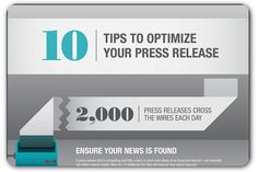 10 ways to draw more attention to your press release | Articles | Media Relations