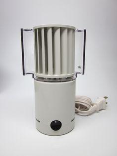 Iconic BRAUN HL-70 Personal Fan | Designed in 1971 by Reinhold Weiss, Jürgen Greubel