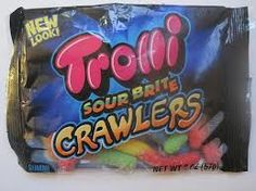 My Favorite Brand Of Sour Candy Is Trolli