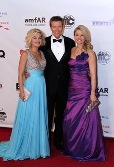 GH Frisco and Felicia with one of their 2 daughters Maxie. Missing is the late Georgie.We Love Soaps: GENERAL HOSPITAL Nurses Ball Photos [SPOILER ALERT]