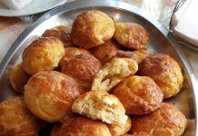 Γρήγορα, εύκολα, αφράτα και πεντανόστιμα τυροπιτάκια Pretzel Bites, Potatoes, Bread, Vegetables, Ethnic Recipes, Food, Party, Potato, Brot