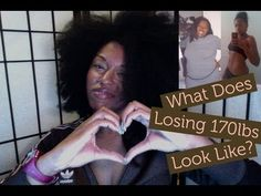 """""""What does it look like to lose almost 170lbs?"""" Check out Erika Nicole Kendall's great website dealing with weight loss and Black women. http://blackgirlsguidetoweightloss.com/"""