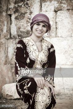 Lebanon  woman wearing traditional clothing
