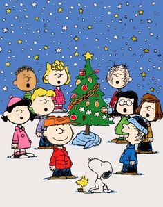 Free Peanuts Snoopy Christmas, computer desktop hd wallpapers, backgrounds, pictures, images, pics