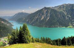 Lake in the mountains, #Austria
