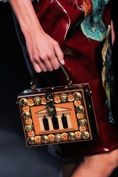 Dolce & Gabbana at Milan Fashion Week Spring 2014 - StyleBistro