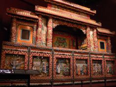 Chinese Puppet Theatre, Singapore History Museum, via Flickr.