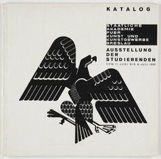 Eagle design katalog cover