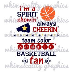 Digital File - Sports Fan For Basketball, Football, Baseball, Etc. with SVG, DXF, PNG Commercial & Personal Use