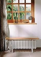radiator with bench