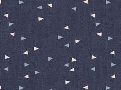 Art Gallery Fabrics The Denim Studio Collection Vice Versa Chambray Denim Fabric Blue | Fabric | Dress Fabrics | Minerva Crafts