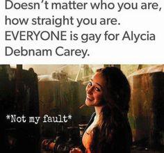Especially Clarke