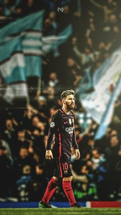 Lionel Messi w Lidze Mistrzów 2016 FC Barcelona Messi Soccer, Messi 10, Nike Soccer, Soccer Cleats, Good Soccer Players, Football Players, Lionel Messi Wallpapers, Argentina National Team, Messi Photos