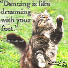 """From Chicken Soup for the Soul: Lemons to Lemonade """"A Dance with Destiny"""" """"My mother was a drug addict. She was deemed unfit to care for me, so my single grandmother raised me from birth."""" Read More: http://www.chickensoup.com/book-story/34162/48-a-dance-with-destiny"""