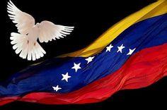 OREMOS POR LA PAZ DE VENEZUELA