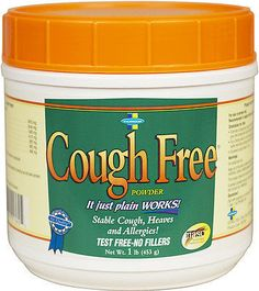 Just In:  Farnam COUGH FREE.... Check it out here! http://www.corkfarmequestrian.co.uk/products/farnam-cough-free-equine-for-coughs-hives-and-allergies-100-natural-454g?utm_campaign=social_autopilot&utm_source=pin&utm_medium=pin
