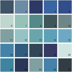 blue paint colors designer s favorite picks blues in 2018