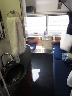 Inside Amtrak 39 S New Long Distance Sleeper Cars Special Amtrak Events Pinterest Cars